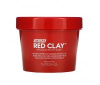 Missha Amazon Red Clay Pore Mask Маска для очищения пор, 110 мл