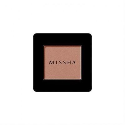 Missha Modern Shadow Carrot Pie Компактные тени для век матовые, MCR02, 2 гр.