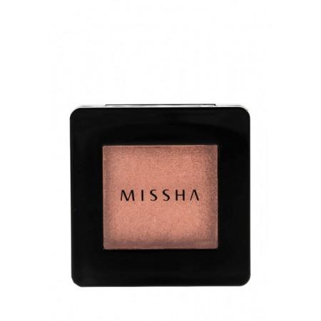 Missha Modern Shadow Maroon Amber Компактные тени для век сияющие, SRD02, 2 гр.