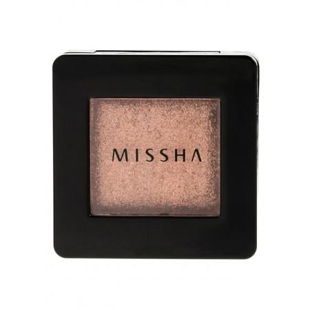 Missha Modern Shadow Sand Glass Компактные тени для век сияющие, SBR04, 2 гр.