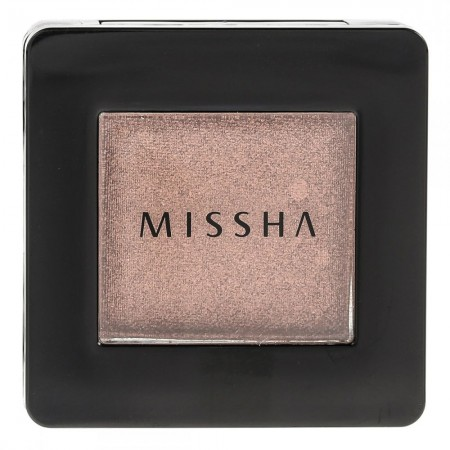 Missha Modern Shadow Almond Pie Компактные тени для век сияющие, SBR05, 2 гр.