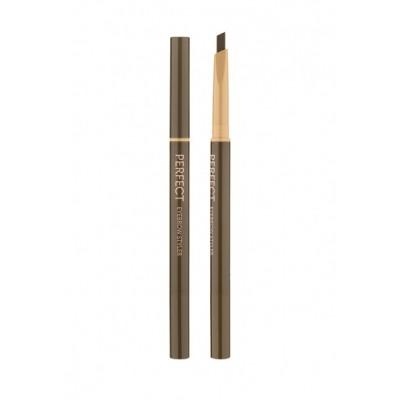 Missha Perfect Eyebrow Styler Light Brown Карандаш для бровей светло-коричневый, с щеточкой, 0,35 гр.