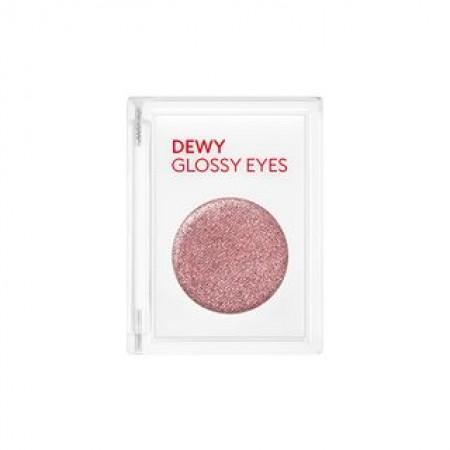 Missha Dewy Glossy Eyes Grape Candy Компактные тени для век глянцевые, 2 гр