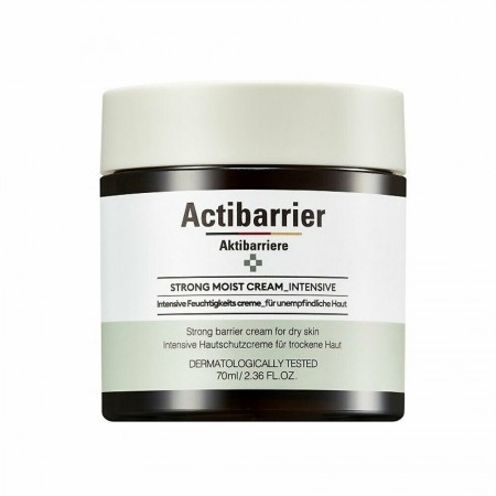 Missha Actibarrier Strong Moist Cream Intensive Интенсивный увлажняющий крем, 70 мл