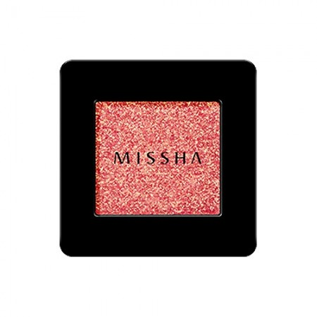 Missha Modern Shadow Strawberry Heaven Компактные тени для век сияющие, GPK03, 2 гр.