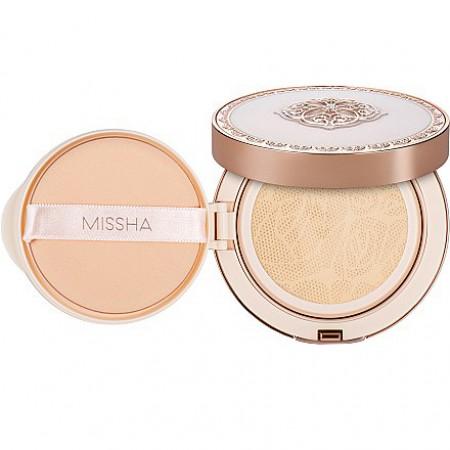 Missha Misa Geum Sul Vitalizing Tansion Pact Тональный крем - кушон SPF30 /PA++, №3, 17 гр.