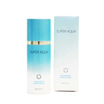 Missha Кислородный пилинг Super Aqua Oxygen Micro Essence Peeling