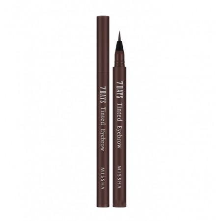 Missha Тинт-пленка для бровей 7Days Tinted Eyebrow Sinopia Brown, 0,8 мл