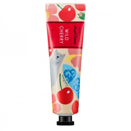 Missha Крем для рук Love Secret Wild Cherry, 30 мл