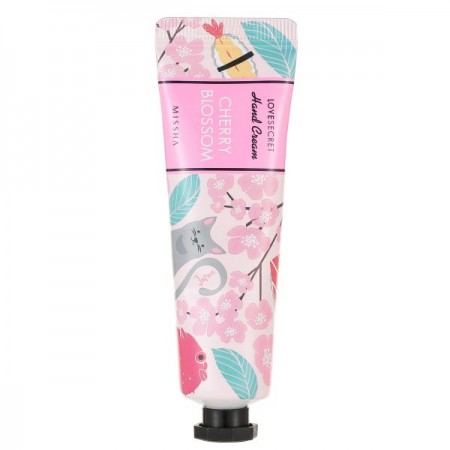 Missha Крем для рук Love Secret Cherry Blossom, 30 мл