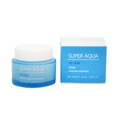 Missha Увлажняющий крем для лица Super Aqua Ice Tear, 50 мл