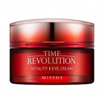 Missha Антивозрастной крем для зоны около глаз Time Revolution Vitality, 25 мл