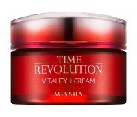 Missha Антивозрастной крем для лица Time Revolution Vitality, 50 мл