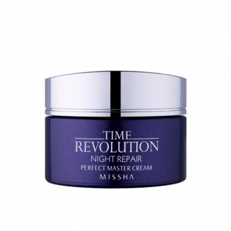 Missha Ночной крем для лица Time Revolution Night Repair Perfect Master Cream 50 мл