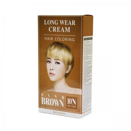 Missha Краска для волос стойкая - цвет Песочный блонд, 400 мл