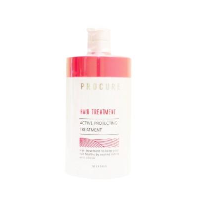 Missha Защитная маска для волос Procure Active Protecting Treatment (Large Volume)