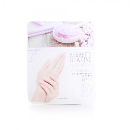 Missha Маска для рук Paraffin Heating Hand Mask, 16 г