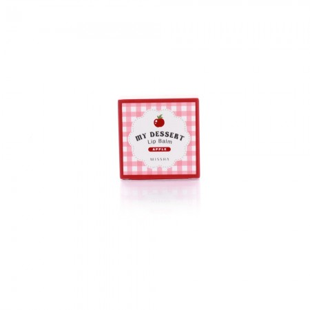 Missha Бальзам для губ My Dessert Lip Balm Apple, 15 г