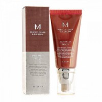 Missha BB-крем M Perfect Cover BB Cream № 21 Light Beige, 50 мл