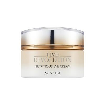 Missha Питательный крем вокруг глаз Time Rev Nutritious Eye Cream, 25 мл