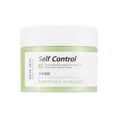 Missha Очищающий массажный крем Near Skin Self Control Purifying Massage, 200 мл