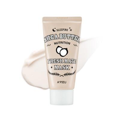 Apieu Ночная маска с маслом ши Fresh Mate Shea Butter Mask, 50 мл