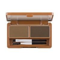 Apieu Набор для макияжа бровей Shaping Brow Kit (Темно-коричневый), 5 гр