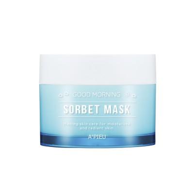 Apieu Утренняя маска для лица Good Morning Sorbet Mask, 110 мл
