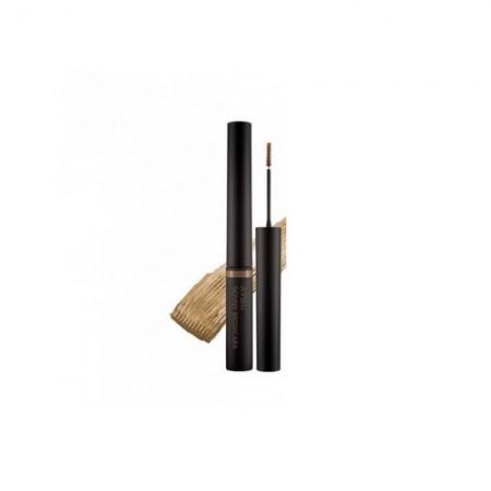 A'pieu Skinny Brow Mascara Light Brown Тушь для бровей светло-коричневая, 4 гр.