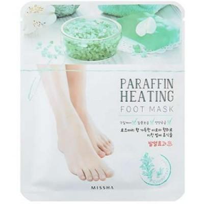 Missha Paraffin Heating Парафиновая маска для ног, 16 г
