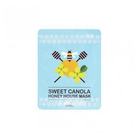 Apieu Sweet Canola Honey Маска для лица, 23г