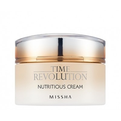 Missha Time Revolution Питательный крем, 50мл