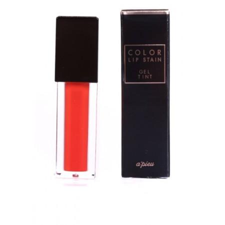 Apieu Color Lip Stain Шелковистый Тинт CR01, 4 г