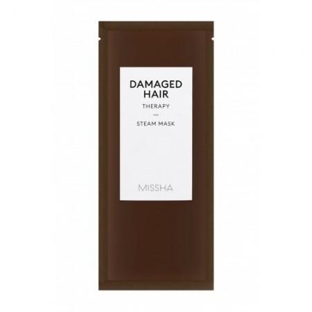 Missha Damaged Hair Therapy Steam Одноразовая маска, 45г