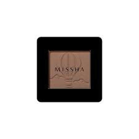 Missha Modern Shadow Honey Embrace Компактные тени для век матовые, MBR06, 2 гр.