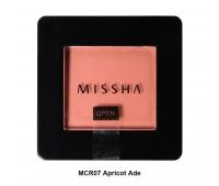 Missha Modern Тени для век (MCR07 / Apricot Ade), 2г