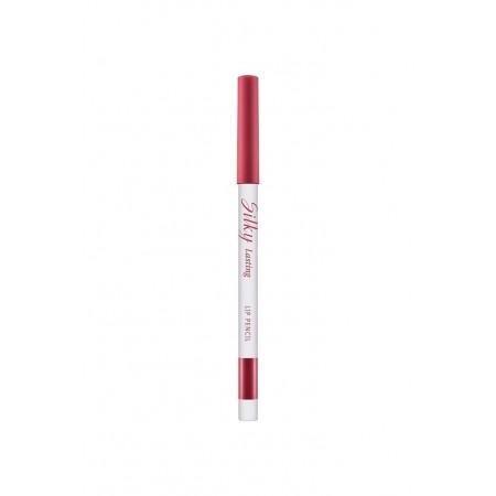 "Missha Silky Lasting Lip Pencil Coffee Berry Карандаш для губ "" Ягодный Кофе"" BR01, 0,25 гр."