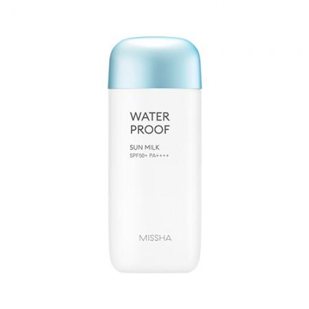 Missha All-Around Солнцезащитное молочко водостойкое SPF50 + / PA +, 40 мл