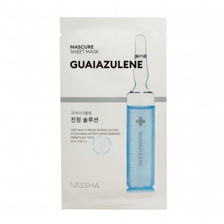 Missha Mascure Solution Успокаивающая Маска, 27мл