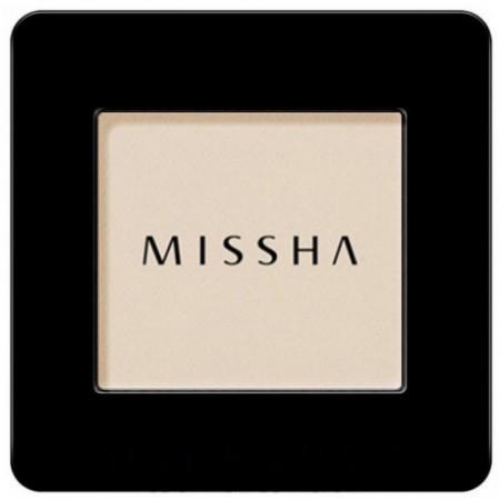 Missha Modern Shadow Chocolate Beige Компактные тени для век матовые, MBE01, 2 гр.