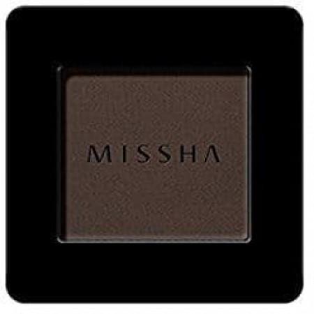 Missha Modern Shadow Choco Cappuccino Компактные тени для век матовые, MBR04, 2 гр.