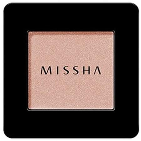 Missha Modern Shadow Bridal Peach Компактные тени для век сияющие, CBE01, 2 гр.
