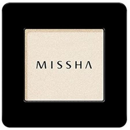 Missha Modern Shadow Ricotta Cheese Компактные тени для век сияющие, CGL01, 2 гр.