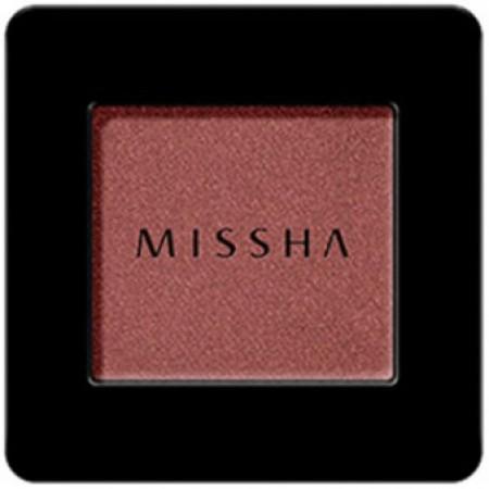 Missha Modern Shadow  Burnt Cinnamon Компактные тени для век сияющие, SRD03, 2 гр.