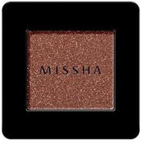 Missha Modern Shadow Dali Ruby Компактные тени для век сияющие, GRD01, 2 гр.