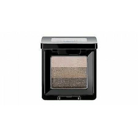 Missha Triple Eye Shadow 3 Colors Chocolate Brown Компактные тени для век тройные, №4, 2 гр.