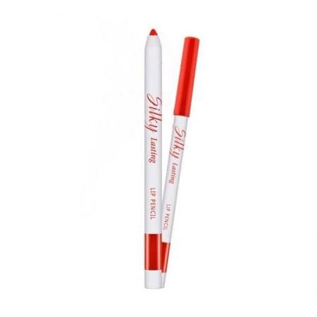 "Missha Silky Lasting Lip Pencil Gun Fire Карандаш для губ ""Огненный Револьвер"", 0,25 гр."