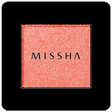 Missha Modern Shadow Orange Macaron Компактные тени для век сияющие, SOR02, 2 гр.