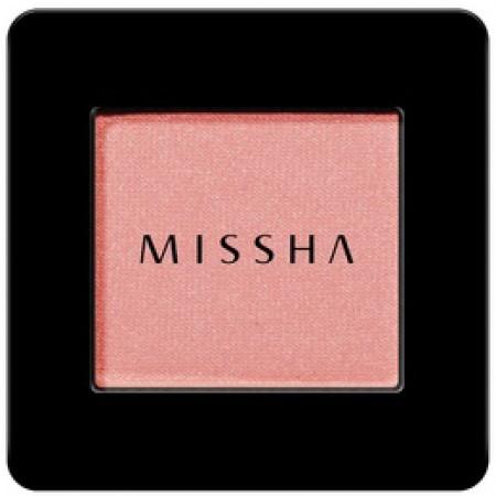 Missha Modern Shadow Peach Blossom Компактные тени для век сияющие, SCR02, 2 гр.