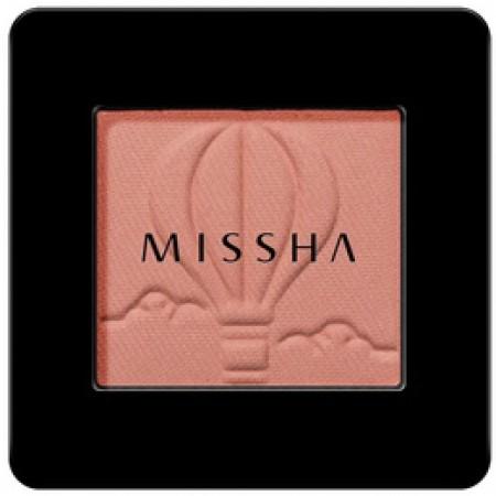Missha Modern Shadow Peach Princess Компактные тени для век матовые, MCR05, 2 гр.